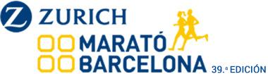 Resultat d'imatges de logo zurich marato bcn 2017