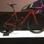 Presentación de la bici de Nairo Quintana en la Vuelta a España 2016