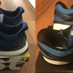 Comparativa Adidas Ultraboost vs Saucony Triumph ISO3