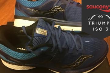 Saucony Triumph ISO 3