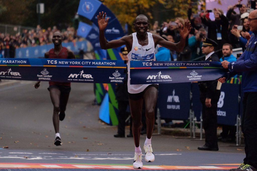 Kamworor meta Maratón Nueva York